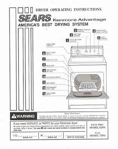 Izhaurough   U0026gt  U0026gt  Get Free Ebook Sears Kenmore Advantage