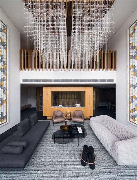 simple luxury interior  modern oriental elegance