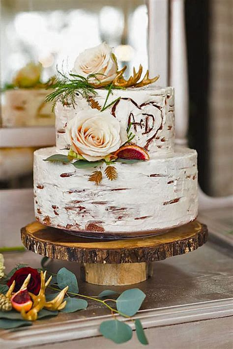 10 awesome rustic wedding cake ideas for sweet wedding ceremony oosile