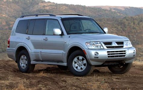 Mitsubishi Montero Limited 2003 by Used 2003 Mitsubishi Montero For Sale Pricing Features