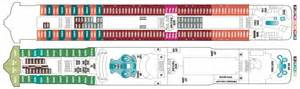 norwegian star cruise ship deck plans