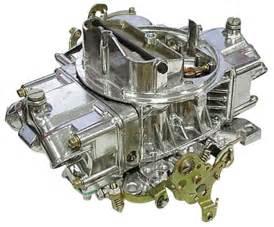 Carburetor  Holley  750 Cfm  Vac Secondary  Manual Choke