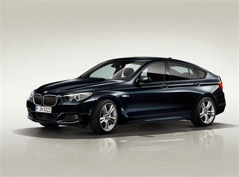 Bmw Updates 5 Series Gt