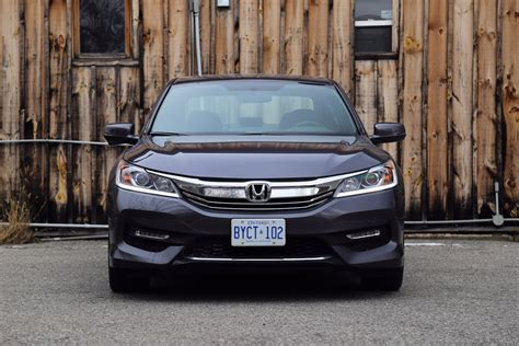 Honda Accord 2016 Review by Review 2016 Honda Accord Sport Canadian Auto Review