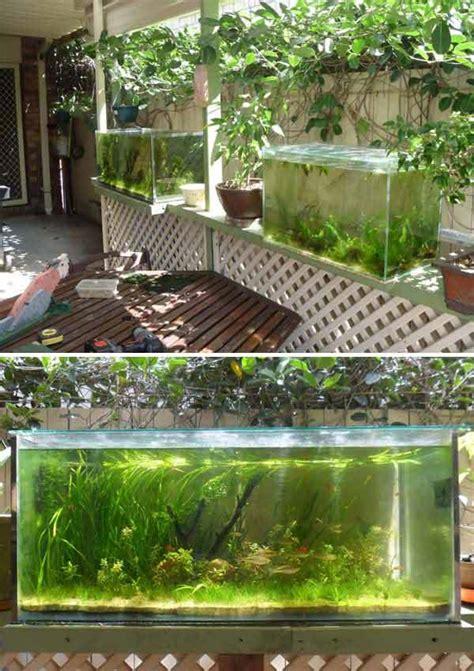 22 small garden or backyard aquarium ideas will your mind amazing diy interior home design