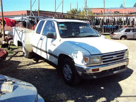 Toyota T100 Parts by 1996 Toyota T100 Xtra Cab 2wd 3 4l Engine Manual