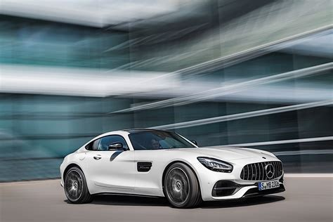 Mercedes Working On Amg Gt Black Series, Here Is A