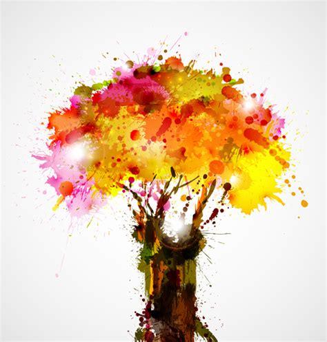 creative tree  vector    vector