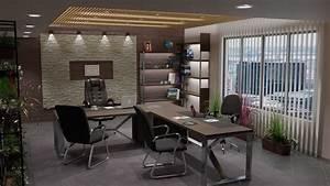 3d, Ceo, Office