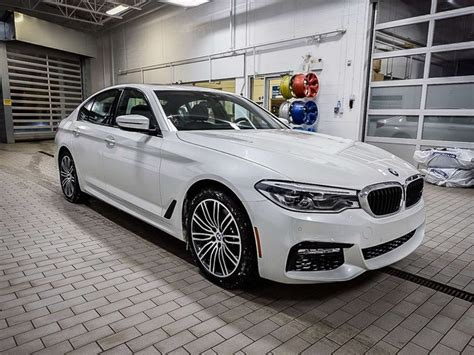 New 2018 BMW 530i xDrive Sedan Sedan in Edmonton #185S7967