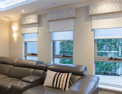 padded pelmets decorative perth blinds gallery