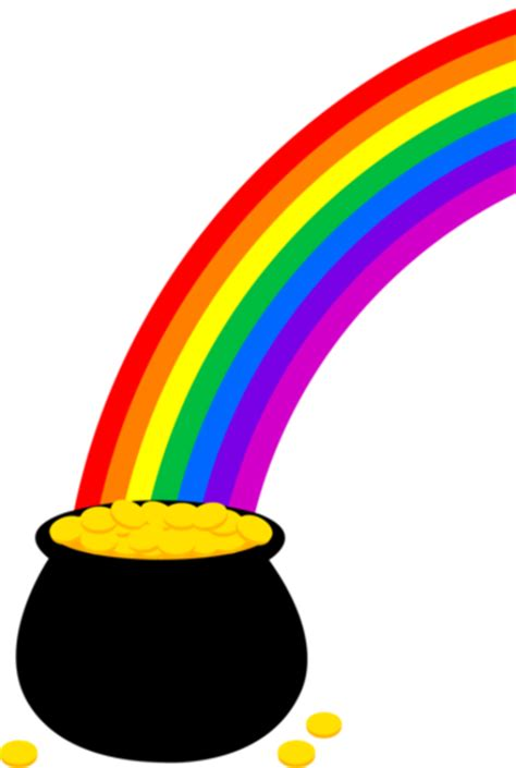 pot of gold coins free images at clker vector clip royalty free domain