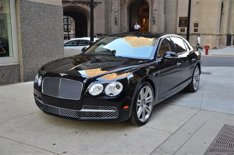Bentley Flying Spur Photo by 2016 Bentley Flying Spur Photos Informations Articles