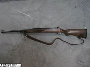 ARMSLIST - For Sale: Ruger Rigby 416 Elephant Gun