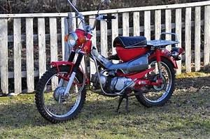 Honda Ct90    Trail 90 Cleans Up Real Nice