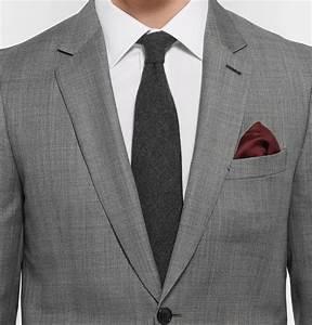 Comment Mettre Une Cravate : quelle couleur mettre avec du gris quelles couleurs au ~ Nature-et-papiers.com Idées de Décoration