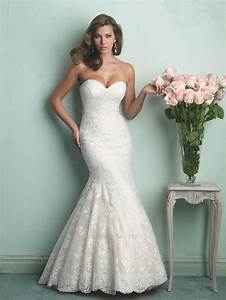 sweetheart neckline lace mermaid wedding dress under 500 With lace wedding dresses under 500