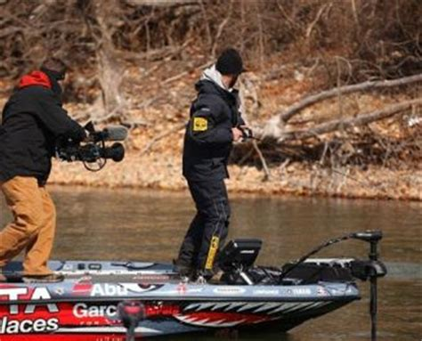 Bassmaster Boat Crash by Mike Iaconelli Bass Fishing Tournaments