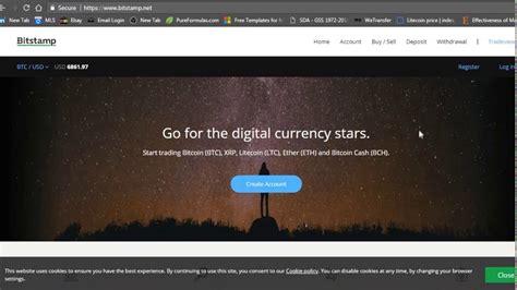 Esta suba coincide con el anuncio del banco central de noruega en el que confirmaron que podrían agregar bitcoin sv como su moneda digital del banco central. Como abrir una cuenta y comprar Bitcoin en Bitstamp - YouTube