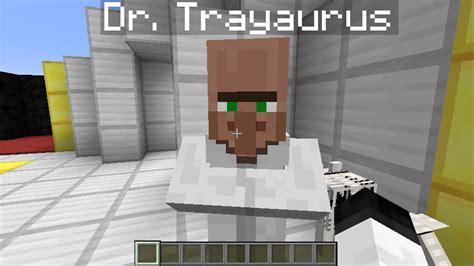 dr trayaurus thediamondminecart wiki