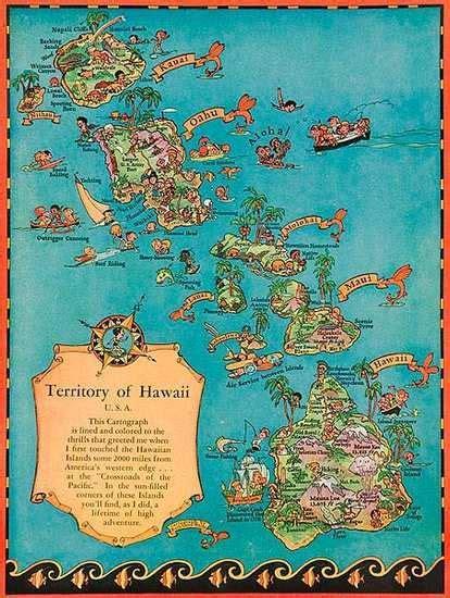 hawaii maps  hear  call