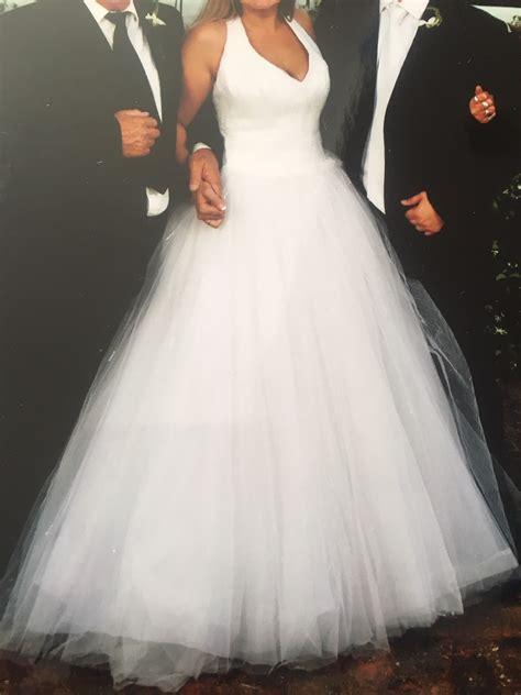 gert van der merwe custom  preloved wedding dress