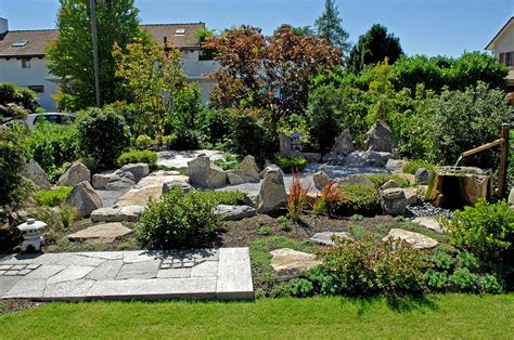 Sichtschutz Japanischer Garten by Wuhrmann Garten Ag Japangarten