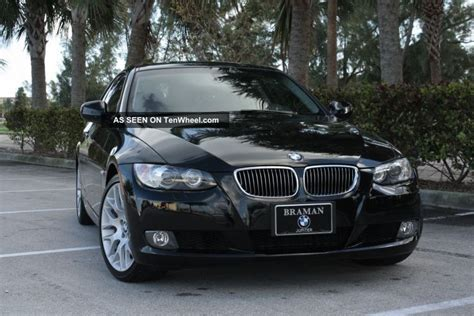 2010 Bmw 328i Coupe Bmw And Maintenance
