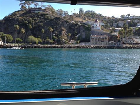 Catalina Island Glass Bottom Boat by Taking A Catalina Island Glass Bottom Boat Tour La Explorer