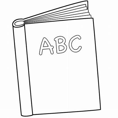 Coloring Abc Printable Drawing Books Alphabet 100th