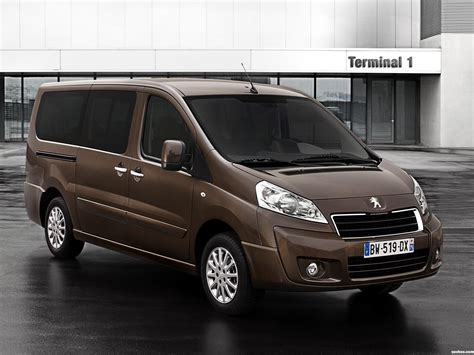 Peugeot Expert Tepee fotos de peugeot expert tepee 2012