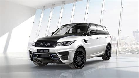 Larte Design Range Rover Sport Wallpaper Hd Car Wallpapers