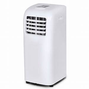 10000 Btu Portable Air Conditioner  U0026 Dehumidifier Function Remote W   Window Kit
