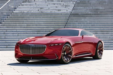 Vision Mercedes-maybach 6 Concept Images