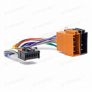 Car Dvd Player Power Loom Radio Cable Wiring Harness