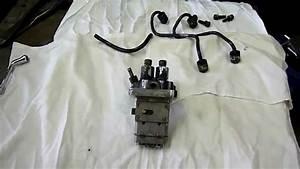 Kubota 2cyl Diesel T1600 Mower Broken Injector Pump Spring