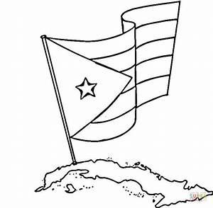 Ausmalbild Kuba Ausmalbilder Kostenlos Zum Ausdrucken