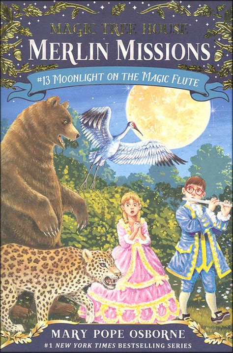 Moonlight On The Magic Flute (magic Tree House #41