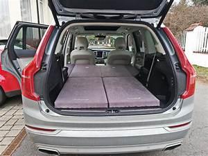 Auto Schlafen Matratze : schlafen im auto volvo xc90 ~ Jslefanu.com Haus und Dekorationen