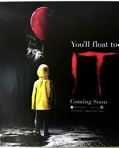 IT   2017   Teaser   UK Quad » The Poster Collector