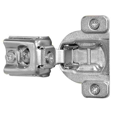 Richelieu Hardware Cabinet Hinges by Richelieu Hardware Blum 1 1 4 In Overlay Frame Cabinet