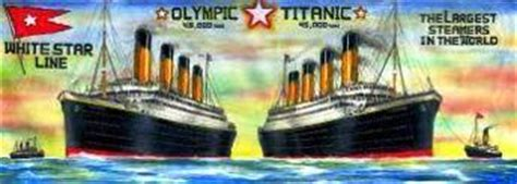 Titanic Sister Boat Name by Titanic Ship Facts For Kids Us History