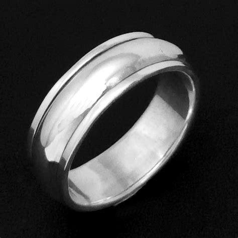 plain silver spinning ring spinner ring sterling silver