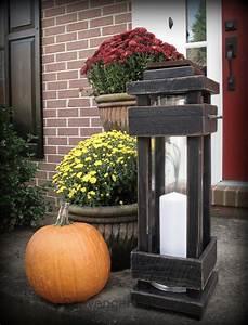 Diy, Outdoor, Porch, Lanterns