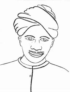 Image Gallery indian man drawing