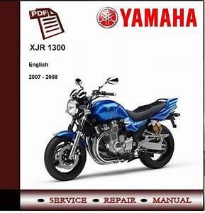 Yamaha Xjr1300 2007 - 2008 Workshop Service Manual