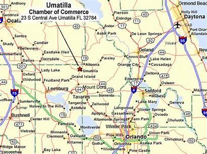 Umatilla Map Orlando Maps Commerce Chamber Open