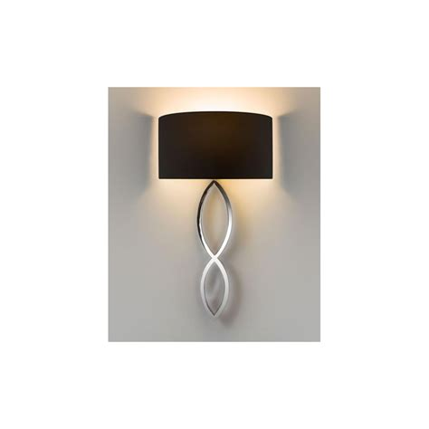 astro lighting 7371 caserta modern wall light in chrome