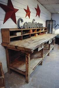 Amenagement Garage Atelier : cuisine best ideas about etabli atelier on rangement ~ Melissatoandfro.com Idées de Décoration