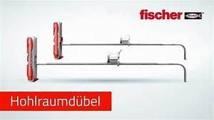 Dübel Für Hohlräume : kippd bel f r hohlr ume fischer duotec youtube ~ Lizthompson.info Haus und Dekorationen